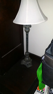 4 lamps for sale