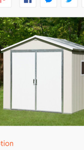 Wanted used garden shed