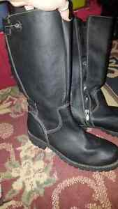 Harley boots ladies size9