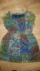 Women's Baby doll top NWT