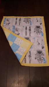 Star Wars Baby Quilt REDUCED PRICE