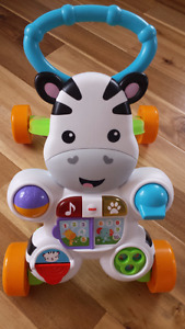 Fisher Price Activity Walker - LIKE NEW