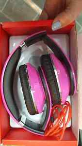 """THE CELL SHOP has New """"Music"""" Headphones -- Various Colours Peterborough Peterborough Area image 2"""