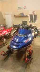 2003 Polaris verticle edge 800