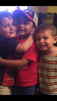Whitby Home DayCare 2,spots Ages 2 and up sibling discount