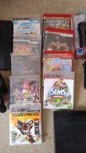 Ps3.  Complete system and games Stratford Kitchener Area image 2