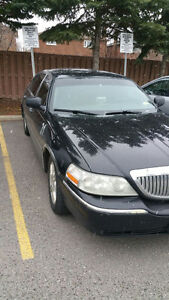 2010 Lincoln Town Car Sedan -Drives Well -AS IS