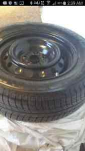 Michelin X-Ice Winter Tires 195/65/R15
