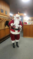 Santa Claus for hire in Peterborough and surrounding area