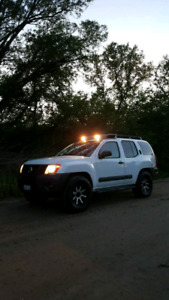 Nissan Xterra Pro4x. Better than a Jeep!