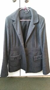 Small Charcoal Jacket