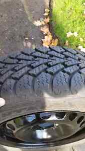 winter tires and rims London Ontario image 1