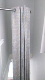 Curtains 90ins x 90ins Dunelm