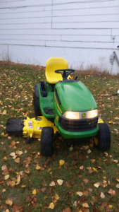 "John Deere 190C 25hp lawn tractor low hours 52"" deck"