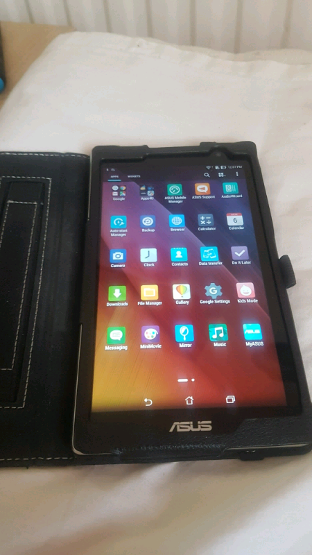 Showbox For Tablet >> Tablet Asus Zanpad Dual Sim With Showbox Movie App In Kingsbury