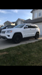 Low K Very Clean 2014 Limited Jeep Grand Cherokee