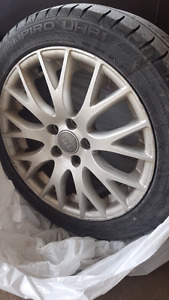 Audi tires for sale