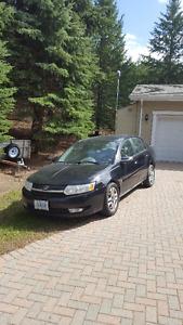 2004 Saturn ION Uplevel Sedan