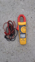 "Fluke clamp meter 335"" for $120"