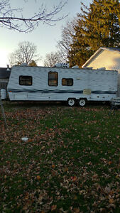 1997 Terry travel trailer 27 foot