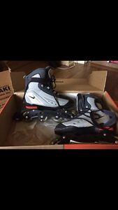 Nike rollerblades!