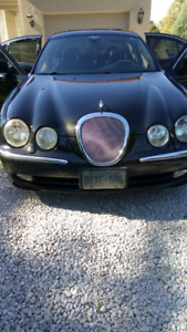 2001 Jaguar excellent condition f type Open to trade fr a camper
