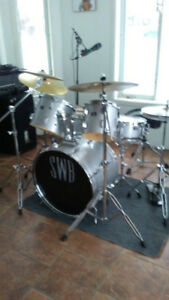 Set de Drums SWB