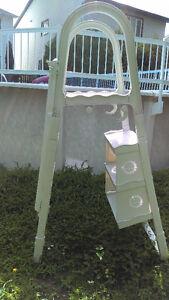 Two-way Step Pool Ladder