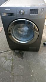 Samsung eco bubble washing machine 8kg spares or repair
