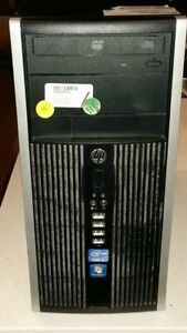 ordinateur HP 6200