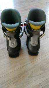 Bottes de ski alpin grandeur 17.5 ou 221 mm