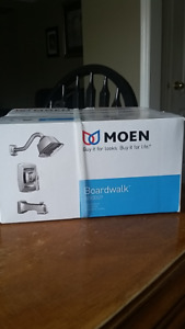 MOEN Tub and Shower Faucet\