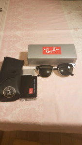 Ray-Ban Clubmaster Classic Sunglasses RB3016