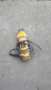 Dewalt Drywall Cutout Tool- Router