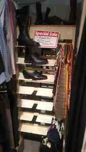 Shoes and Accessories Rack