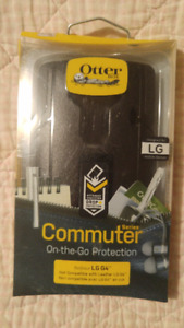 Otter Commuter Series Cell Phone Case/Protector LG G4