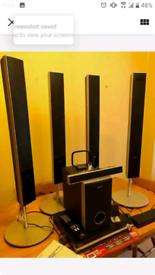 Sony Home theatre DAV-DZ830W Surround Sound System-Great Condition