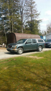 2007 GMC Canyon 4dr  for Sale