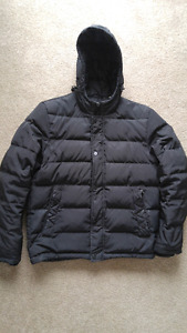 Men's Guess Winter Jacket Medium