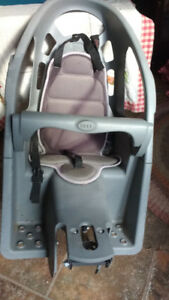 BELL CHILD SEAT CARRIER FOR BIKE- EXCELLENT CONDITION