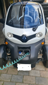 Renault Twizy Technic Auto 0dr Battery Lease, Full MOT