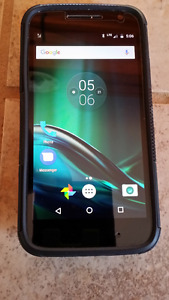 Moto g4 play Android