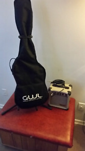 Guitar and small amp