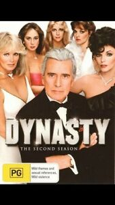 Coffret Box Dynasty Dynastie DVD Saison 2 Season 2 6DVD
