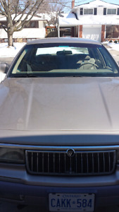 Mercury Grand Marquis Ultra Low Kms