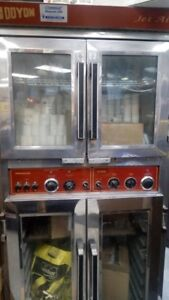 Hardly used Industrial Oven for sale at great price