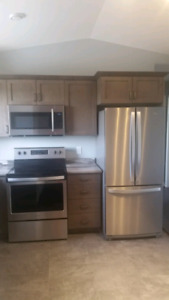 2 Bedroom Available Immediately