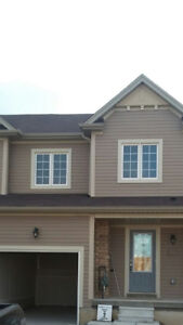 Brantford New Town House for Rent