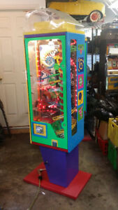 Wowie Zowie Musical Gumball Machine Coin Operated Vending