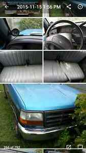 Parting out 1993 ford f150 ext cab xl 2x4 302. 5.0L